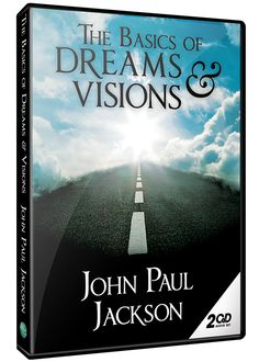 Basics of Dreams and Visions Biblical Dream Interpretation, John Paul Jackson, Dream Symbols, Strange Events, Dreams And Visions, Warriors Game, Dungeons And Dragons, Dreaming Of You, Mystery