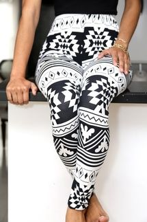 Black Secret leggings