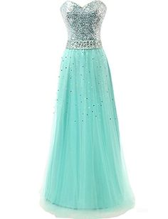 Sunvary Sequins Tulle Long Princess Prom Quinceanera Dres... https://www.amazon.ca/dp/B015GYXRQI/ref=cm_sw_r_pi_dp_x_9MkpzbWM8TVJ0