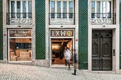 The Lisbon Walker Flagship Concept Store | Filipe Melo e Oliveira