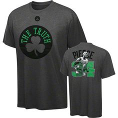 Paul Pierce Boston Celtics NBA Me In Team T-Shirt