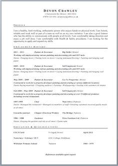 Computer Science Resume Template Ideas  HttpWwwJobresume