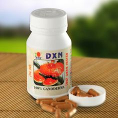 Reishi Gano (RG) capsule http://www.dxnafrica.info/products/