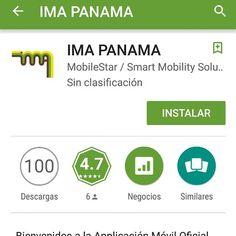 El IMA tiene una app!!! Me pregunto Cúanto habrá costado???