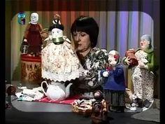 Шьем куклу в технике традиционного ткачества. Мастер класс - YouTube