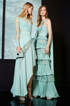 Elie Saab Resort 2018 Fashion Show Collection