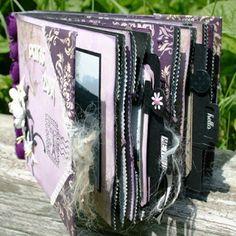 Riddersholm Design: Pose album/ Paper bag album