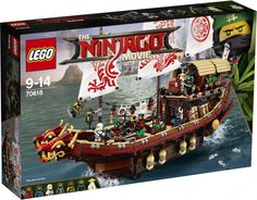 LEGO® Ninjago 70618 Ödets gåva