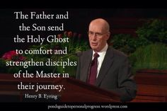 Henry B. Eyring April 2105 #ldsconf
