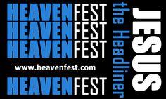 Free download: Heaven Fest design 2