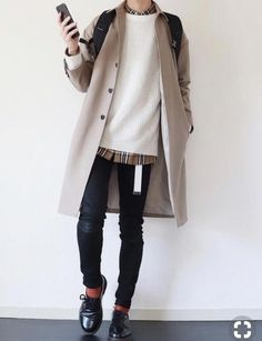 2019 Casual Fashion Trends For Women - Fashion Trends Korean Fashion Men, Urban Fashion, Boy Fashion, Winter Fashion, Fashion Shoes, Mens Fashion Outfits, Fashion Apps, Fashion Women, Fashion Trainers