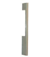 Front Door Pull - 20 Inch Contemporary Rectangular Door Pull, First Impressions 3477
