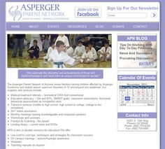 I did this website for the Founder of the Asperger Parent Network, who is just a lovely person and really a force for good in the community. We needed a platform that was content managed, a website that we could add events to without the help of a web designer, A really solid basis to grow a community. We wanted a blog, and the ability to add videos or any other type of media. Of course, a custom WordPress theme was able to accomplish all those needs...