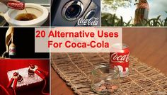 20 ways to use coca cola.