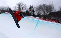 """""""Does anyone know - what the snowboard tricks are named; - does anyone care?""""   In Sochi, snowboarders critical of Olympic halfpipe - The Washington Post"""