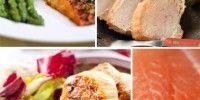 Menù Dieta Proteica: proteine di carne magra, pesce, ricotta e uova + verdure