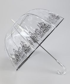 $17.99 Take a look at this London Fog City Bubble Umbrella by London Fog on #zulily today!