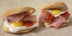 Panini gemelli diversi - http://www.piccolericette.net/piccolericette/panini-gemelli-diversi/