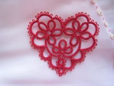 Flowers Heart completed 1