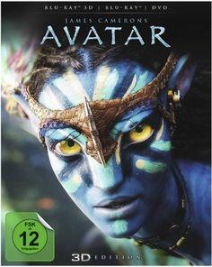 Avatar - Aufbruch nach Pandora - 3D Edition [Blu-ray 3D + Blu-ray + DVD] http://www.amazon.de/gp/product/B007QU5GXS?ie=UTF8&camp=3206&creative=21426&creativeASIN=B007QU5GXS&linkCode=shr&tag=bf09-21&linkId=I6R4SGAA4B7OHTSV