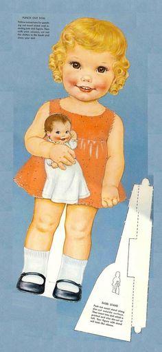 Paper Dolls~Little Sister Peggy - Bonnie Jones - Álbumes web de Picasa