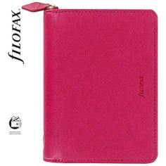 Filofax Pennybridge Pocket Raspberry