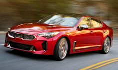 More power reportedly in the cards for Kia Stinger Peugeot, Kia Stinger, Detroit Auto Show, Asian Market, Expensive Cars, Car Car, Motor, Automobile, Abs