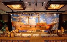 pirate ship stage props design - Google Search