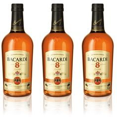 Bacardi 8 Rum and the Rum Old Fashioned, one of the best, got absolutely nothing to do with rest of the Bacardi products, what comes to taste.
