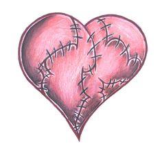 Broken heart drawings: broken heart by naschi on deviantart Broken Heart Drawings, Broken Heart Art, Broken Heart Tattoo, Easy Heart Drawings, Sad Drawings, Dark Art Drawings, Pencil Art Drawings, Art Drawings Sketches, Heart Pictures