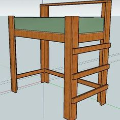 Free Bunk Bed Plans with Stairs - 11 Unique Free Bunk Bed Plans with Stairs , 11 Free Diy Bunk Bed Plans You Can Build This Weekend