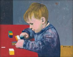 Ladislav Guderna: Chlapec:1951