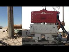 Customized Crane Suspended Vibro Hammer - SVR 80 NF