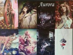 Fantasy Collages Number 5: Aurora