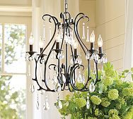 Shop celeste chandelier from Pottery Barn. Our furniture, home decor and accessories collections feature celeste chandelier in quality materials and classic styles. Pottery Barn Chandelier, Bronze Chandelier, Chandelier Lighting, Lighting Sale, Vintage Chandelier, Pottery Barn Lighting, Entry Chandelier, Chandelier Makeover, Fur Vintage