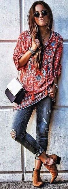 #fall #trending #outfits | Easy Breezy