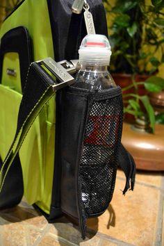 Detalle de bolsillo lateral ocultable en bolso Noname, para cochecito de bebé. Backpacks, Fashion, Pocket Detail, Pockets, Products, Moda, Fashion Styles, Backpack, Fashion Illustrations