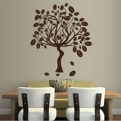 Wall Decal Decor Decals Art Sticker Tree Coffee Broad Beans Cappuccino Kitchen Grain Gift Design (M756) DecorWallDecals http://www.amazon.com/dp/B00H3K5PNC/ref=cm_sw_r_pi_dp_Bsm2ub1TW819E