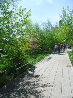 The High Line, New York.