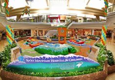 Denver: Cherry Creek Mall indoor play area