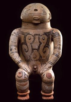 Santarém Pre-Columbian Culture, Brazil - Barbier-Mueller collection