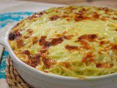 Spaghetti verde