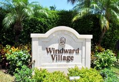 Homes in Windward Village feature spacious floor plans, cathedral ceilings, and two patios. Some units will include unique views of the lush rolling golf course. Not including the two patios, the units in Windward Village are around 1,300 square feet. #marina #golflife #golfcourses #jonathans #landing #sofla #luxurylife
