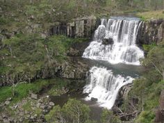 Waterfall Way, New South Wales    Ebor Falls, Guy Fawkes River National Park, courtesy of Lee Atkinson
