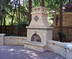Outdoor Fireplace Plans Easy and Attractive to Look at outdoor