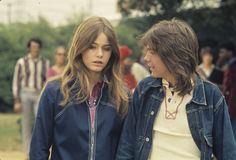 Susan Dey and David Cassidy. Style Evolution: 'The Partidge Family' Stars are The Epitome Of '70s Cool (PHOTOS)