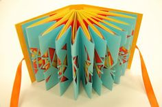 Helen Shaddock: multi-layered books