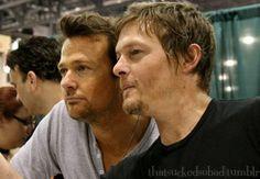 Sean & Norman