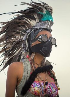 Óculos para o Burning Man | By The Eyewear