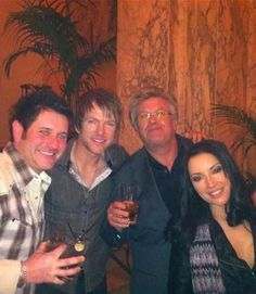 Hangin' out with some talented guys! @ron_white joedonrooneys jaydemarcusfan